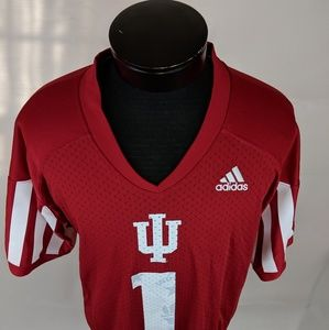 Indiana Hoosiers large football jersey